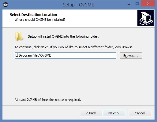 Using OvGME to apply & manage Mods - ED Forums