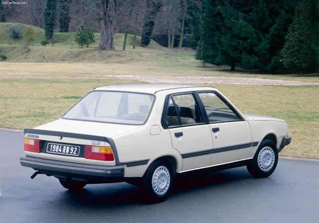 1982 Renault 18 Gtd 4x4 Wagon. Renault-