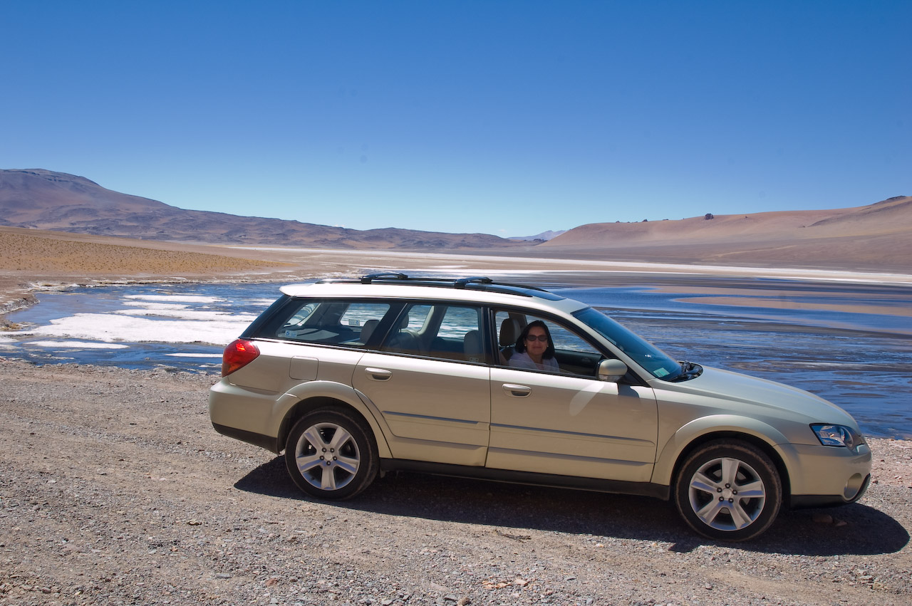Traveling on my 2006 Outback 3 0R Subaru Outback
